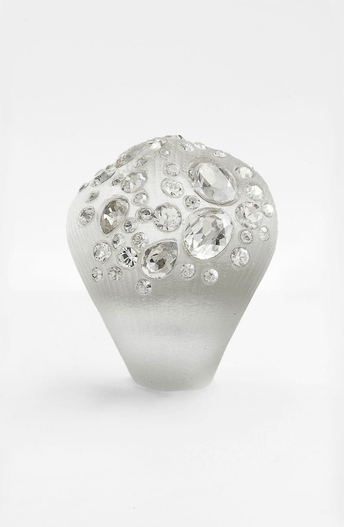 Alternate Image 2  - Alexis Bittar 'Teatro Moderne - Diamond Dust' Dome Ring
