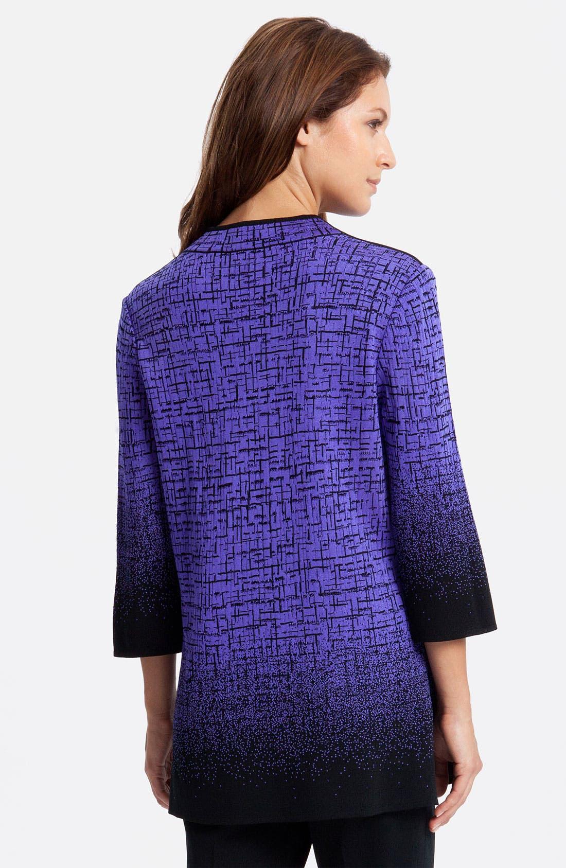 Alternate Image 2  - Ming Wang Three Quarter Sleeve Tunic