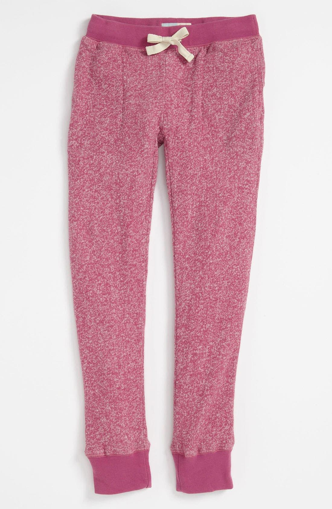 Main Image - Peek 'Luxury' Pants (Toddler, Little Girls & Big Girls)