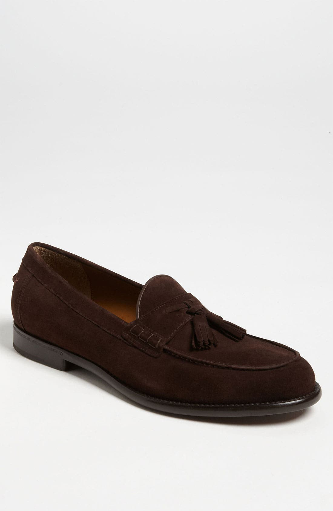 Alternate Image 1 Selected - Salvatore Ferragamo 'Treviso' Tassel Loafer
