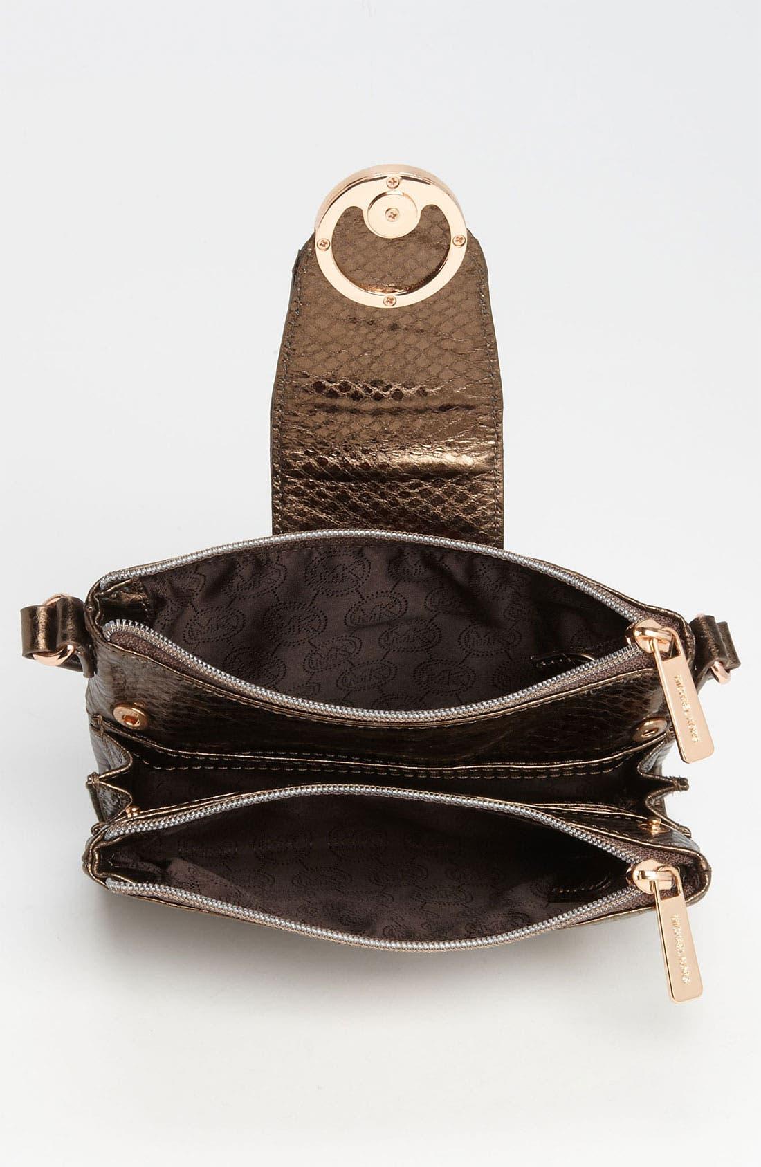 Alternate Image 3  - MICHAEL Michael Kors 'Fulton - Large' Crossbody Bag