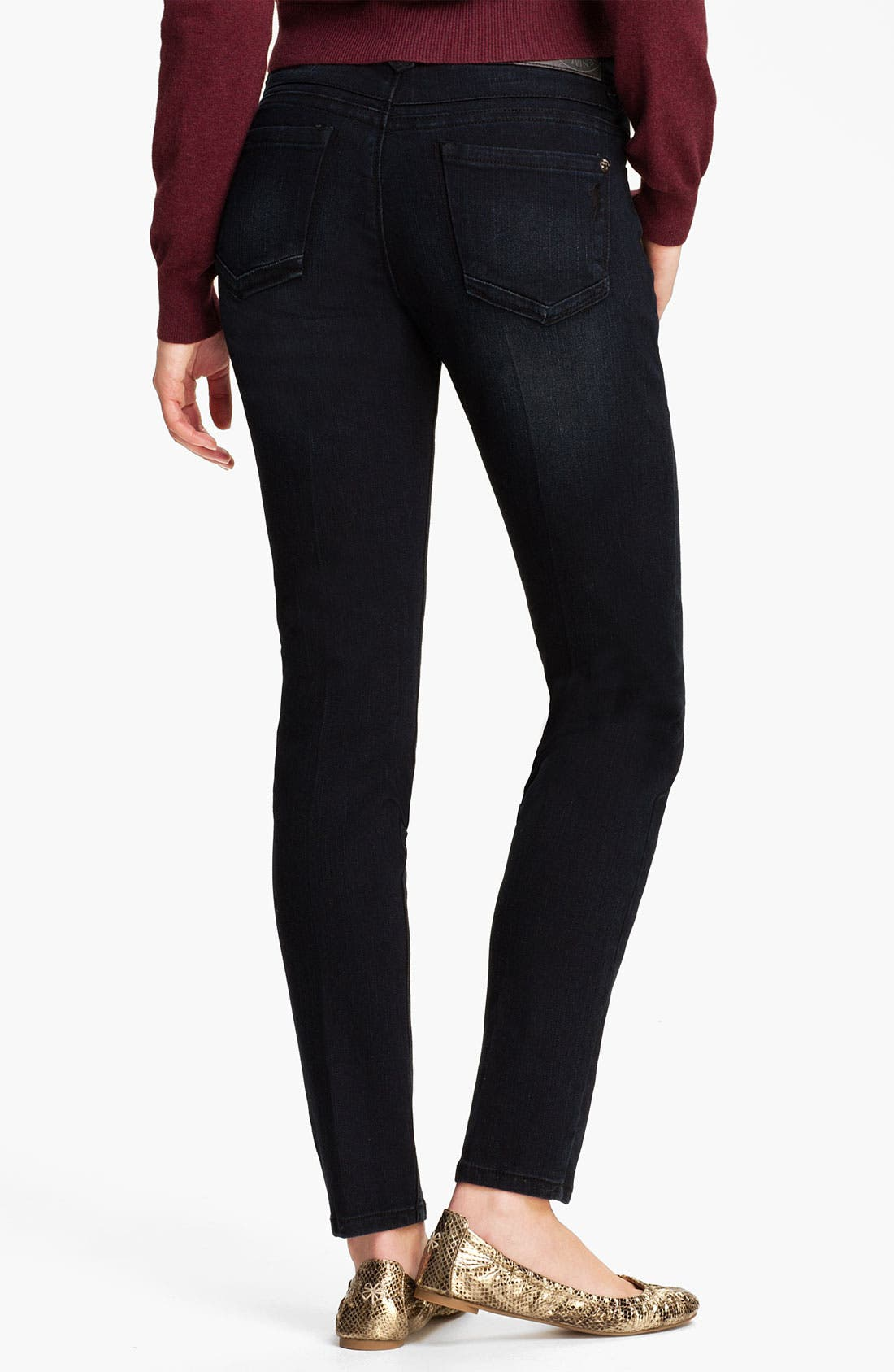 Alternate Image 1 Selected - Jolt Skinny Stretch Jeans (Juniors)