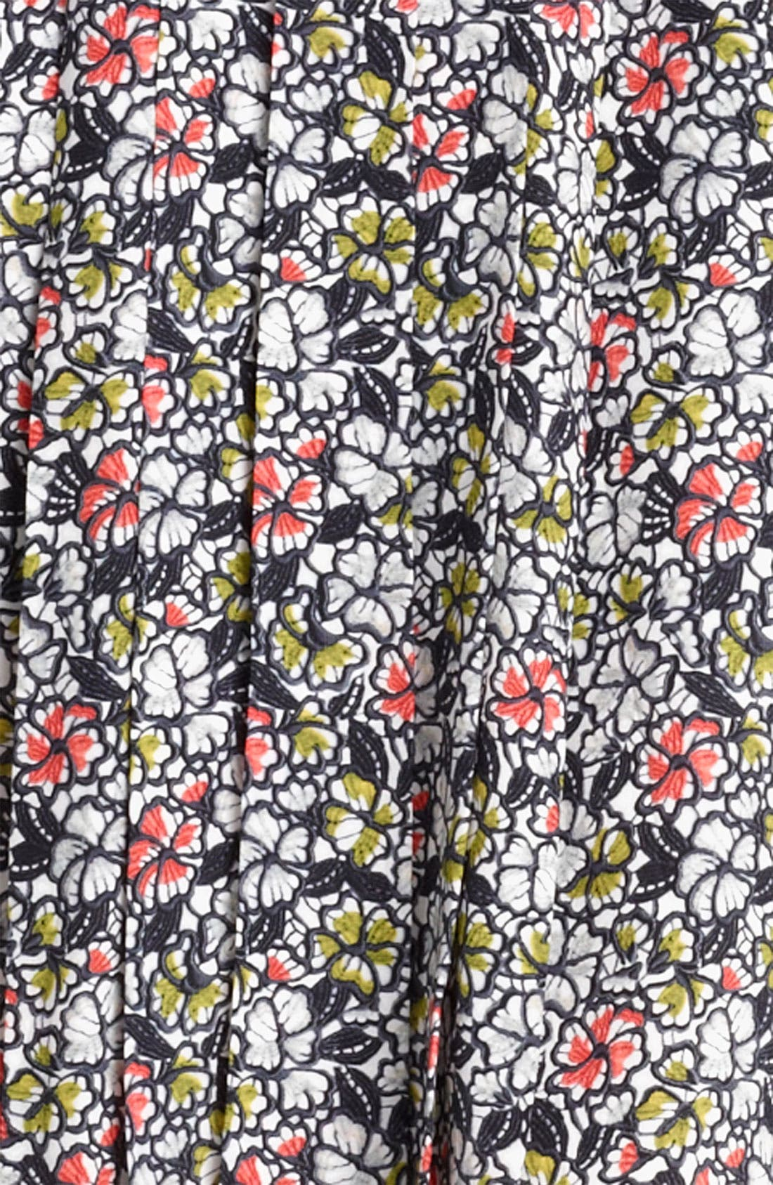 Alternate Image 3  - Jason Wu Belted Print Silk Dress