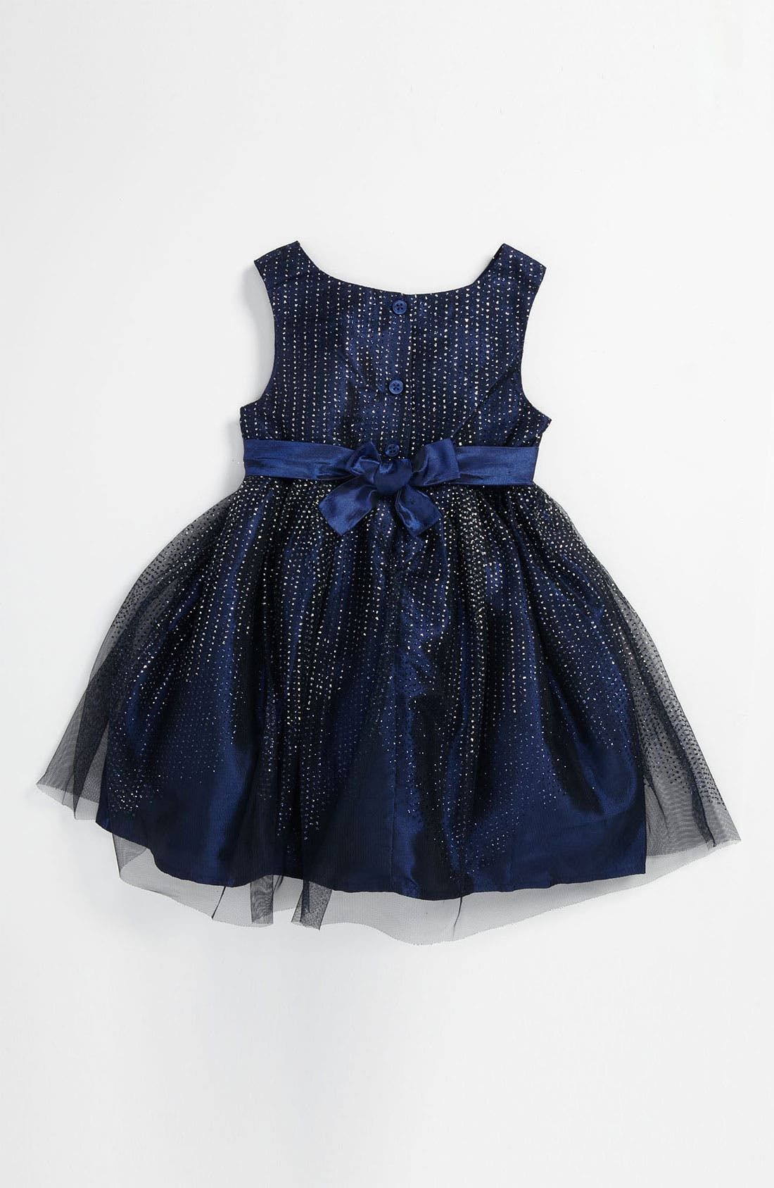 Alternate Image 2  - Zunie Studded Dress (Toddler)
