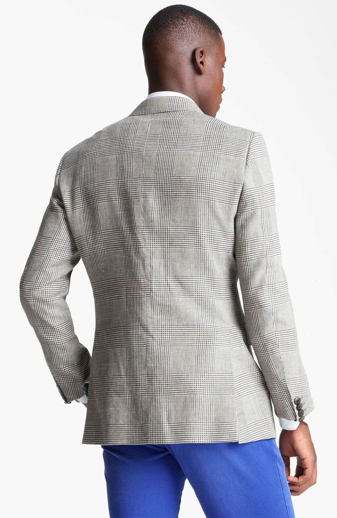 Alternate Image 2  - Etro Glen Plaid Sportcoat