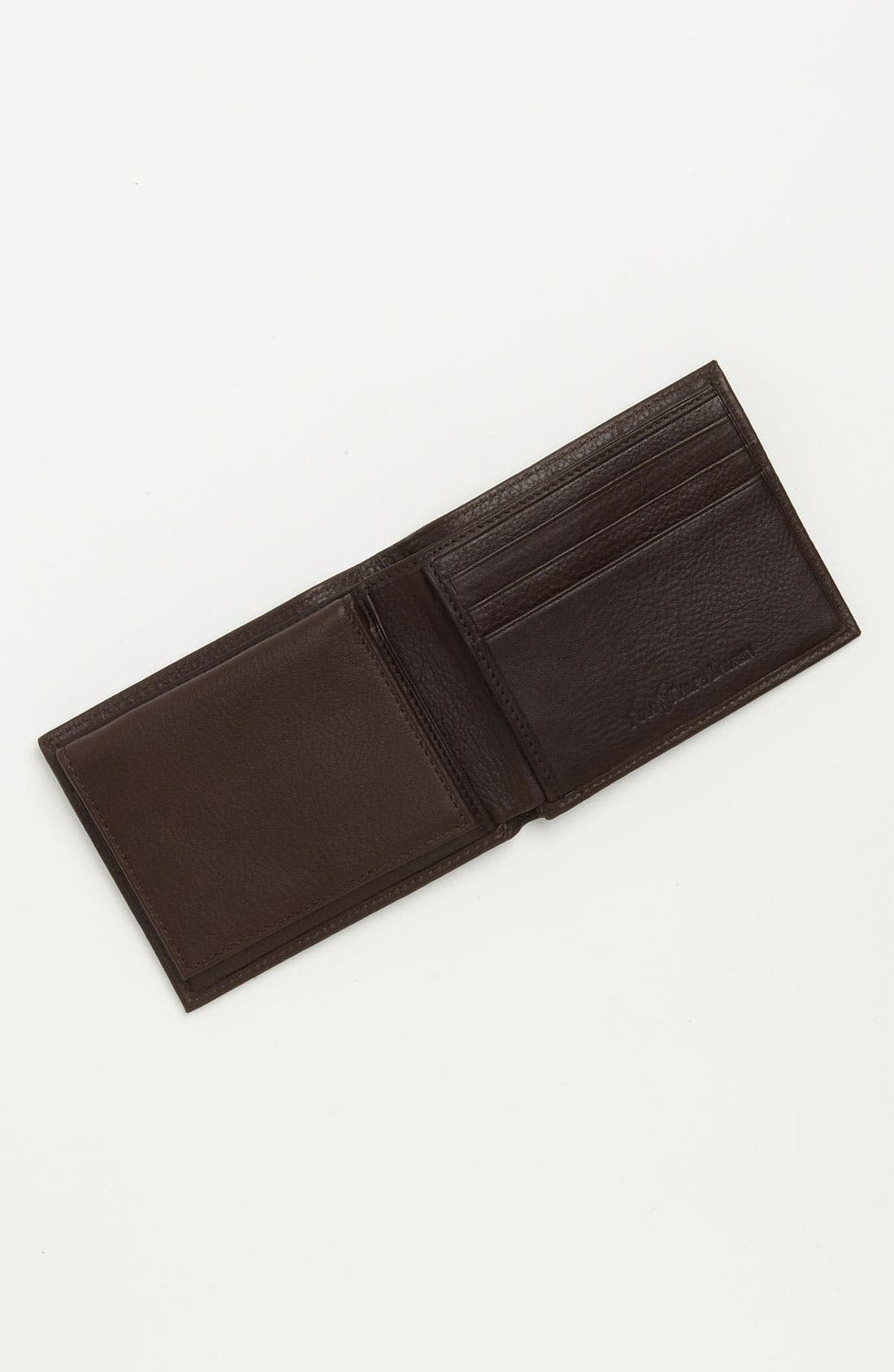 Alternate Image 2  - Polo Ralph Lauren Leather Passcase Wallet