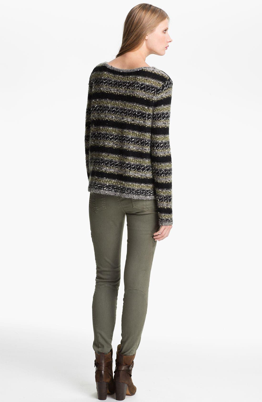 Alternate Image 2  - rag & bone 'Palermo' Pullover