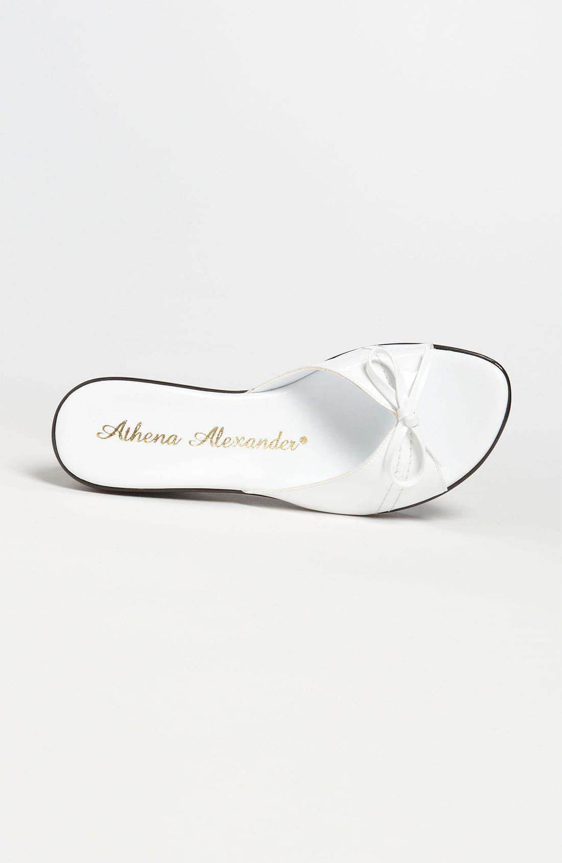 Alternate Image 3  - Athena Alexander 'Jordan' Sandal (Special Purchase)