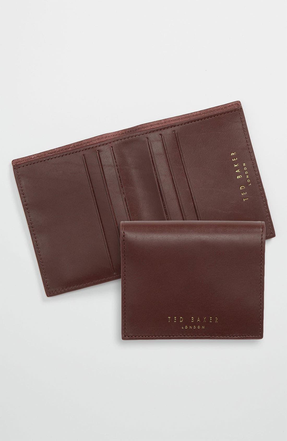 Alternate Image 1 Selected - Ted Baker London 'Tellaw' Wallet