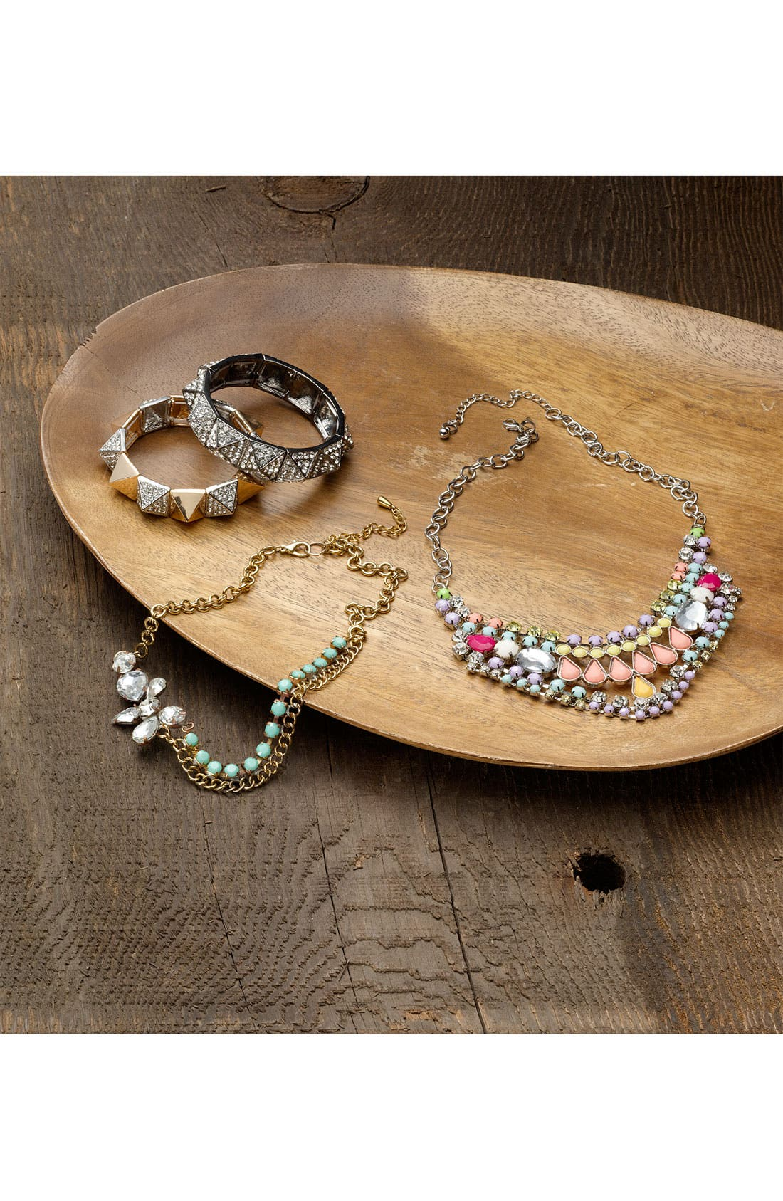 Alternate Image 2  - Stephan & Co. Statement Necklace