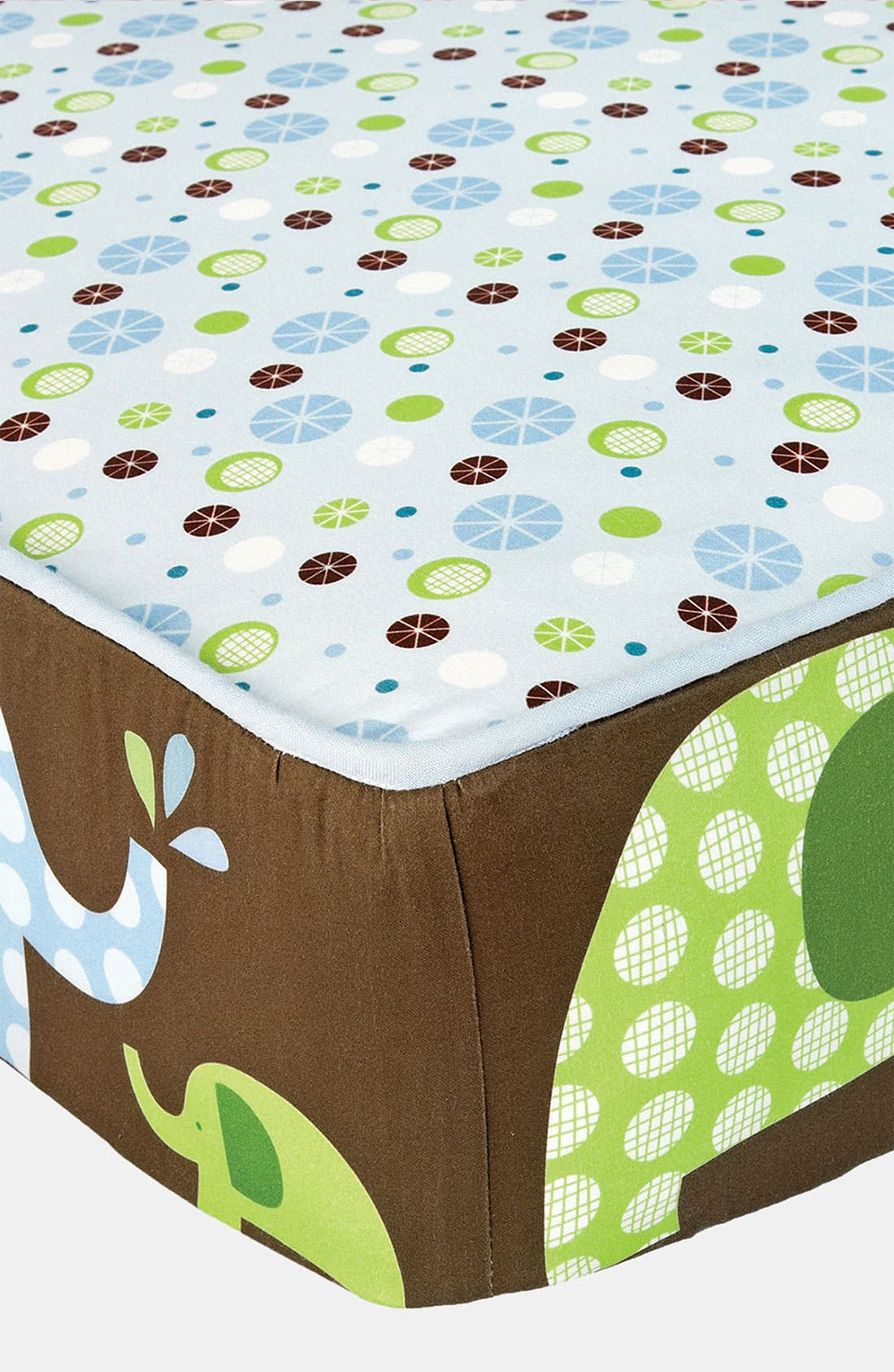 Alternate Image 1 Selected - Skip Hop 'Complete Sheet™' Fitted Crib Sheet
