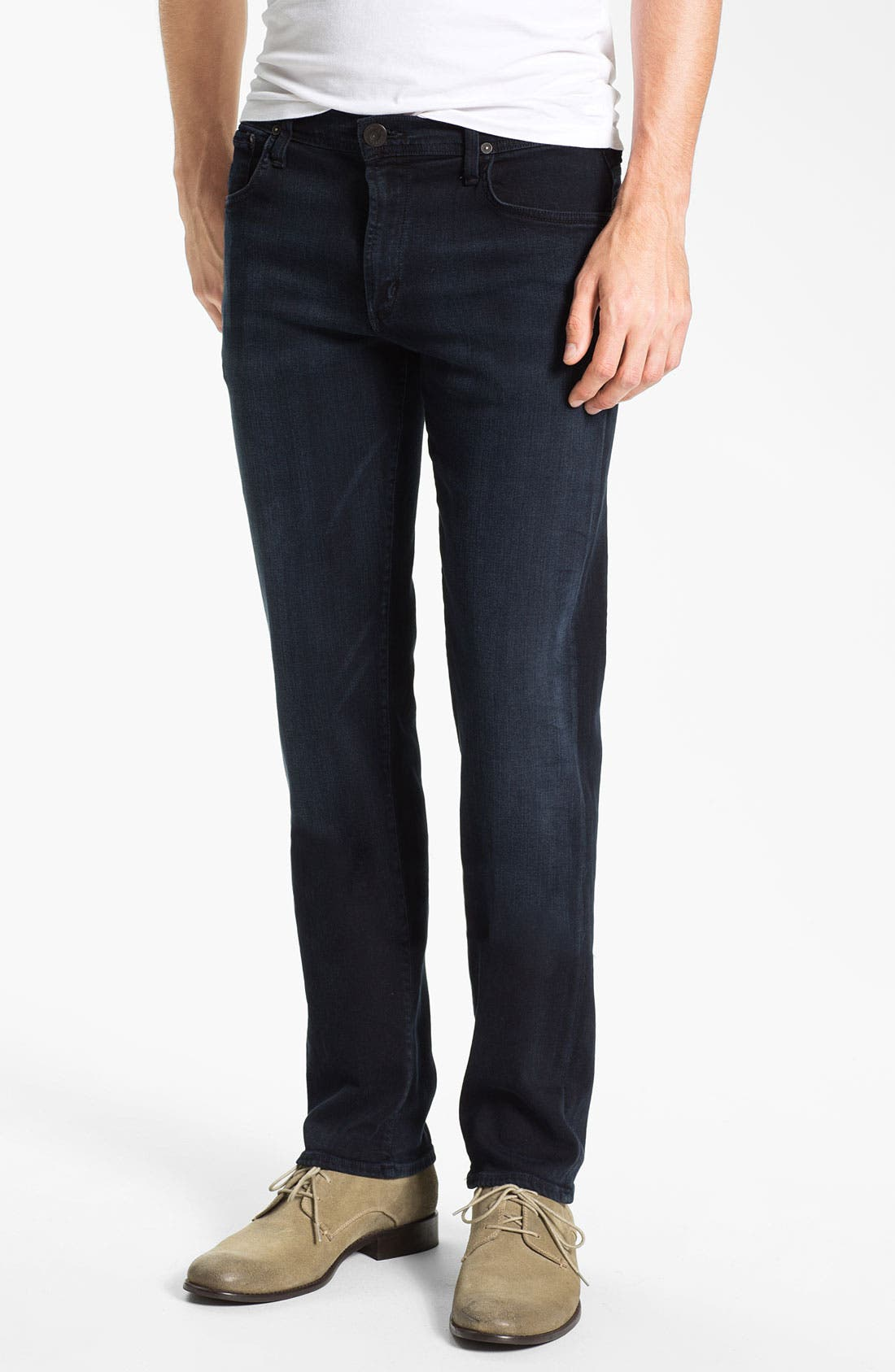 Alternate Image 1 Selected - Citizens of Humanity 'Adonis' Comfort Slim Fit Jeans (Walker Blue)
