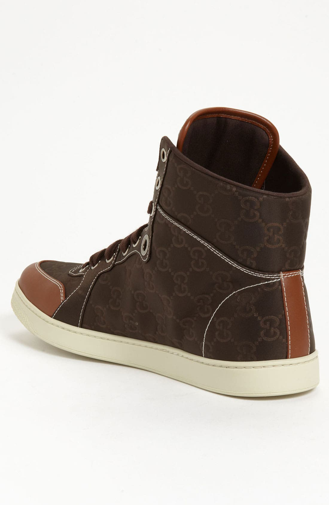 Alternate Image 2  - Gucci 'Coda' High Top Sneaker
