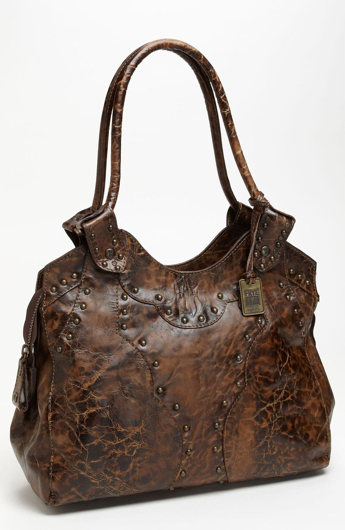 Main Image - Frye 'Vintage Stud' Shoulder Bag