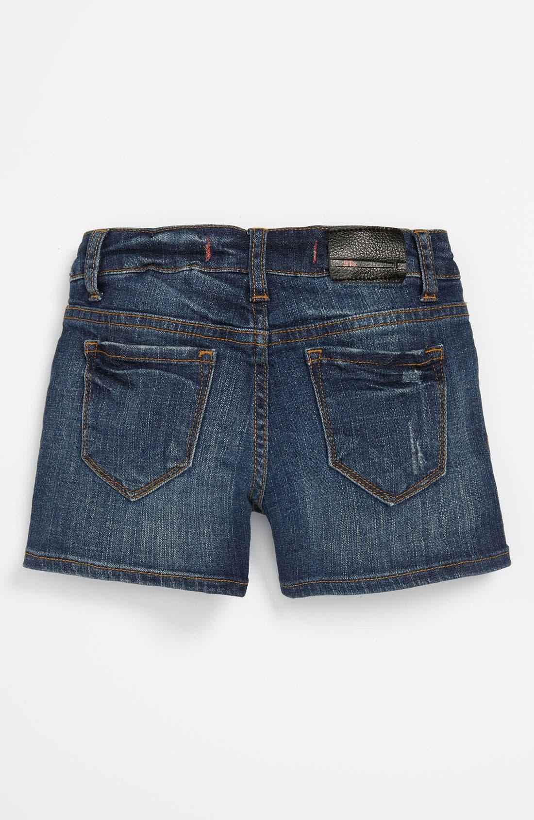 Main Image - !iT JEANS Denim Shorts (Little Girls)