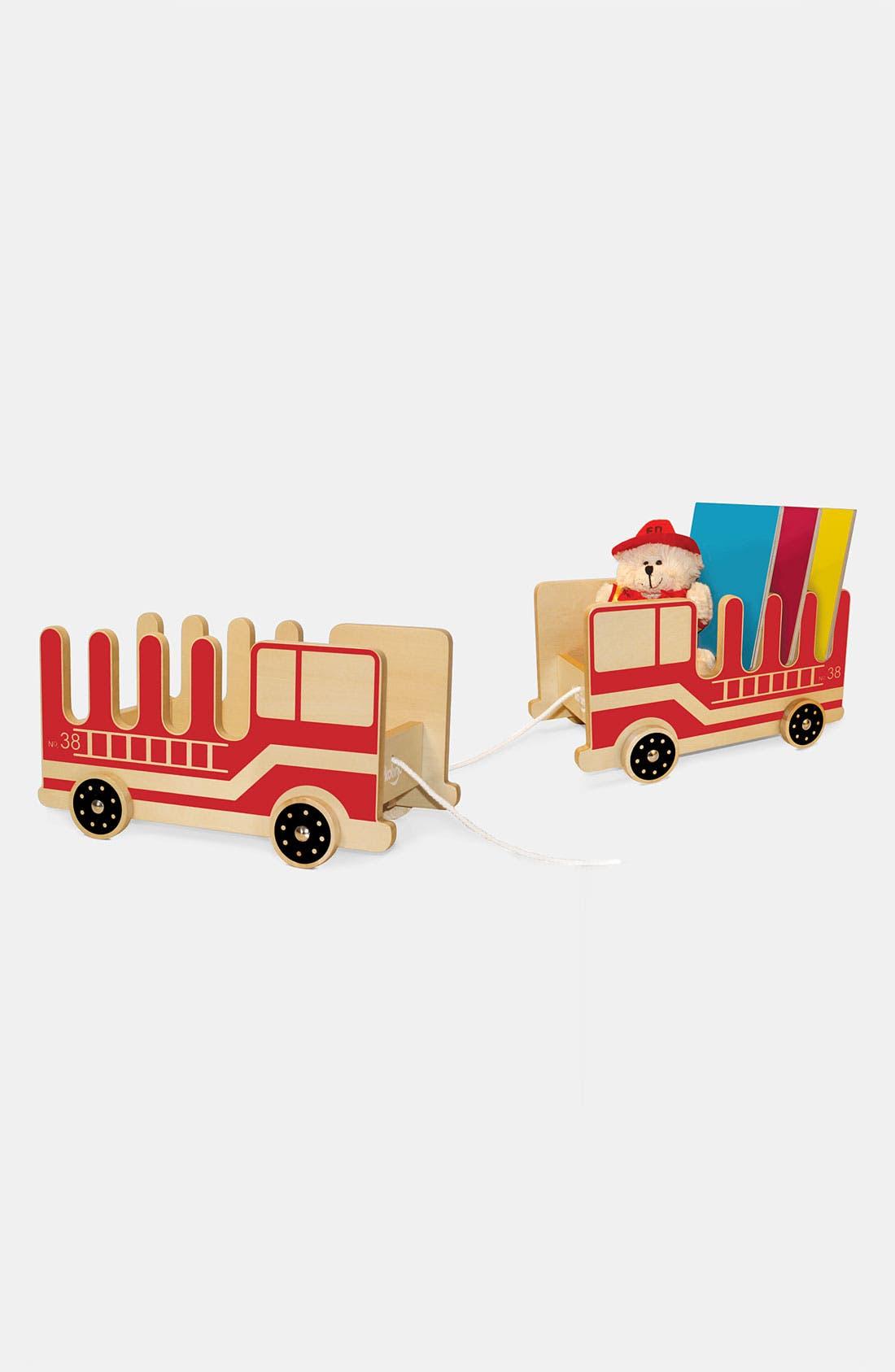 Alternate Image 3  - P'kolino 'Fire Truck' Book Buggy