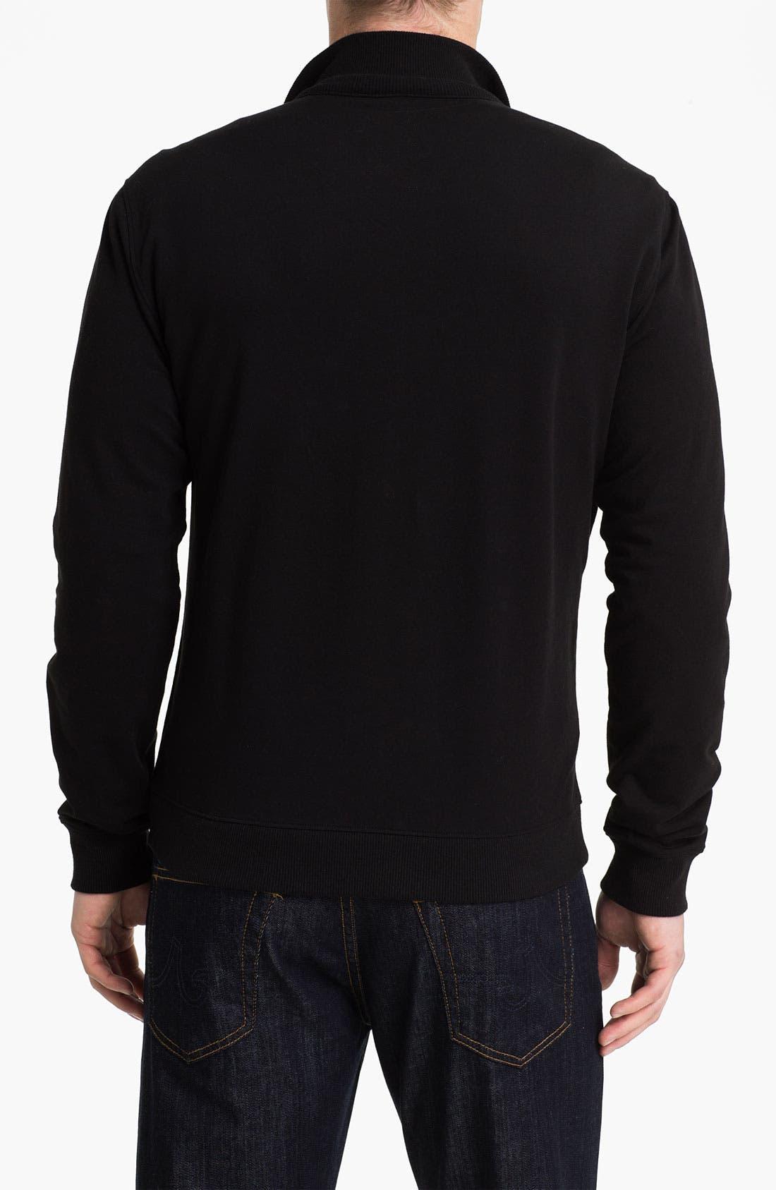 Alternate Image 2  - Michael Kors Zip Front Jacket