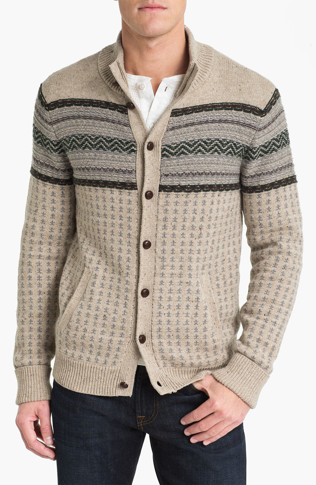 Main Image - life/after/denim 'Arno' Sweater