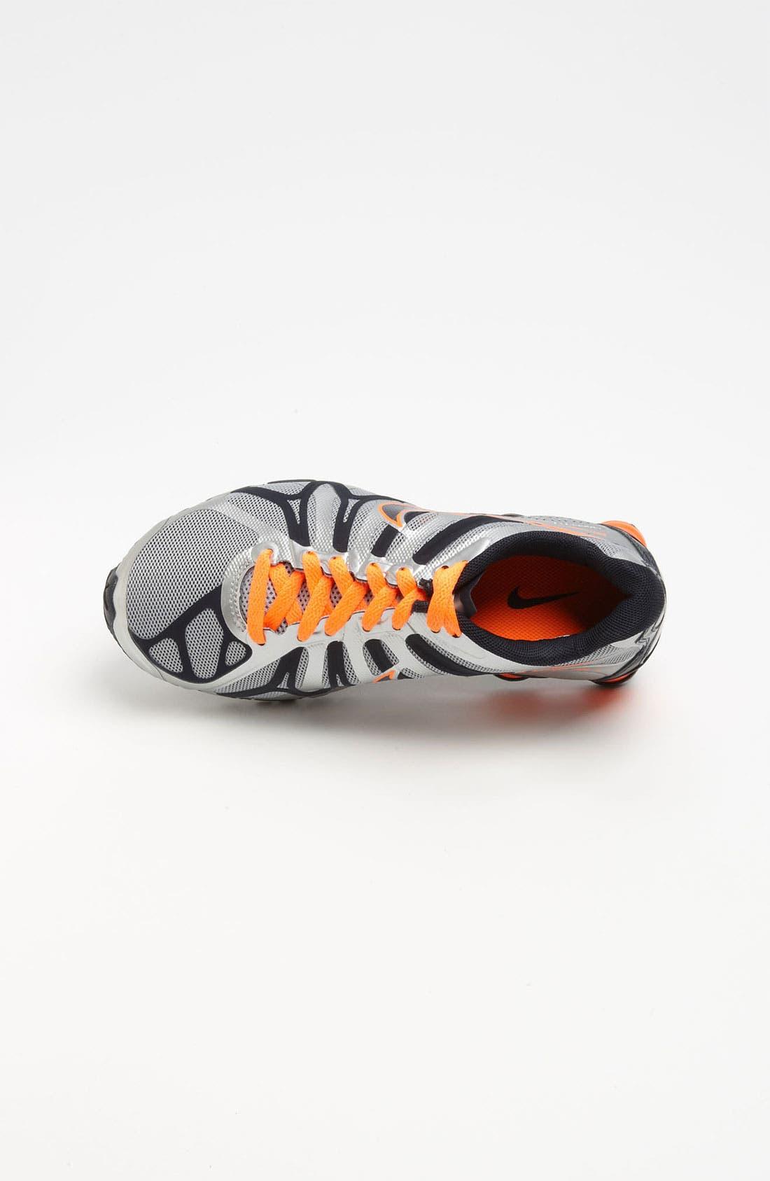 Alternate Image 3  - Nike 'Shox Turbo 13' Running Shoe (Big Kid)