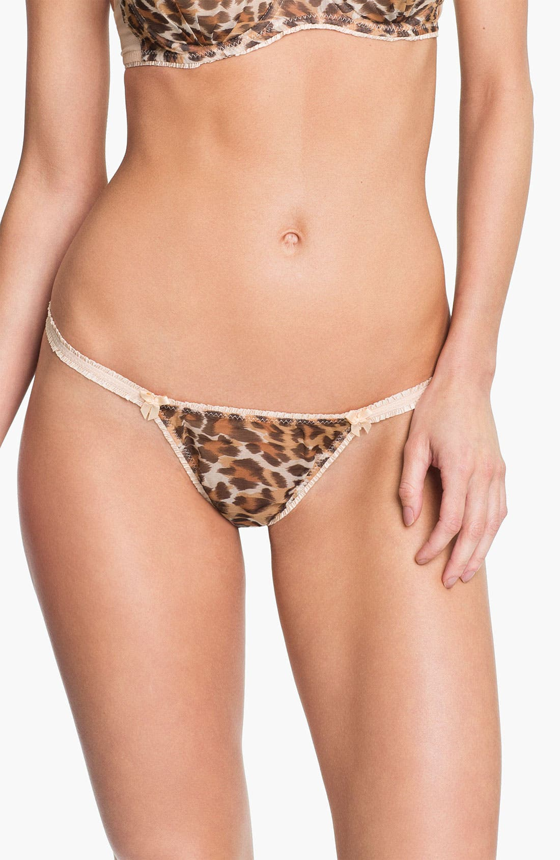 Main Image - Mimi Holliday 'Encore L' Amour' Thong