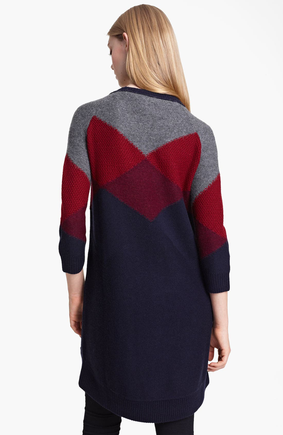 Alternate Image 2  - Burberry Brit Knit Sweater Dress (Online Exclusive)