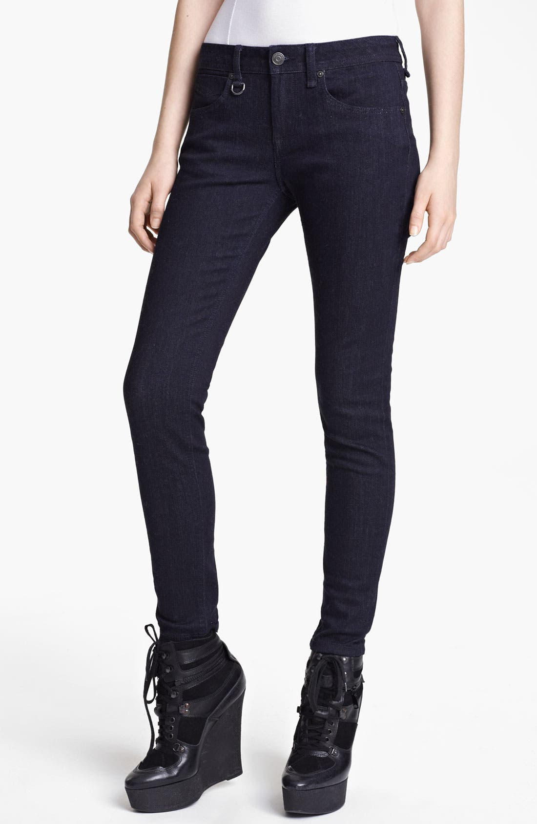Alternate Image 1 Selected - Burberry Brit 'Westbourne' Skinny Jeans