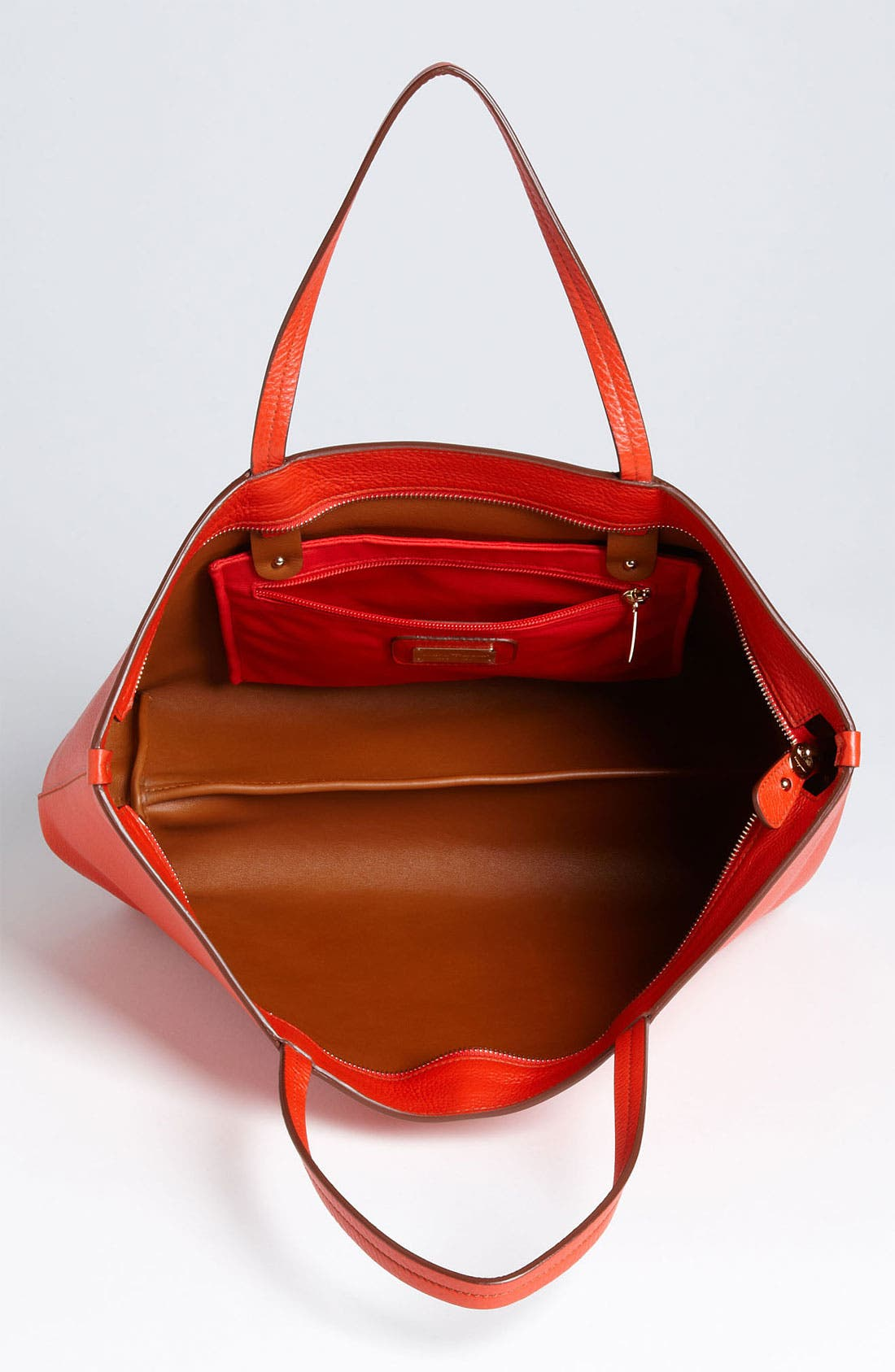Alternate Image 3  - Salvatore Ferragamo 'Bice' Leather Tote