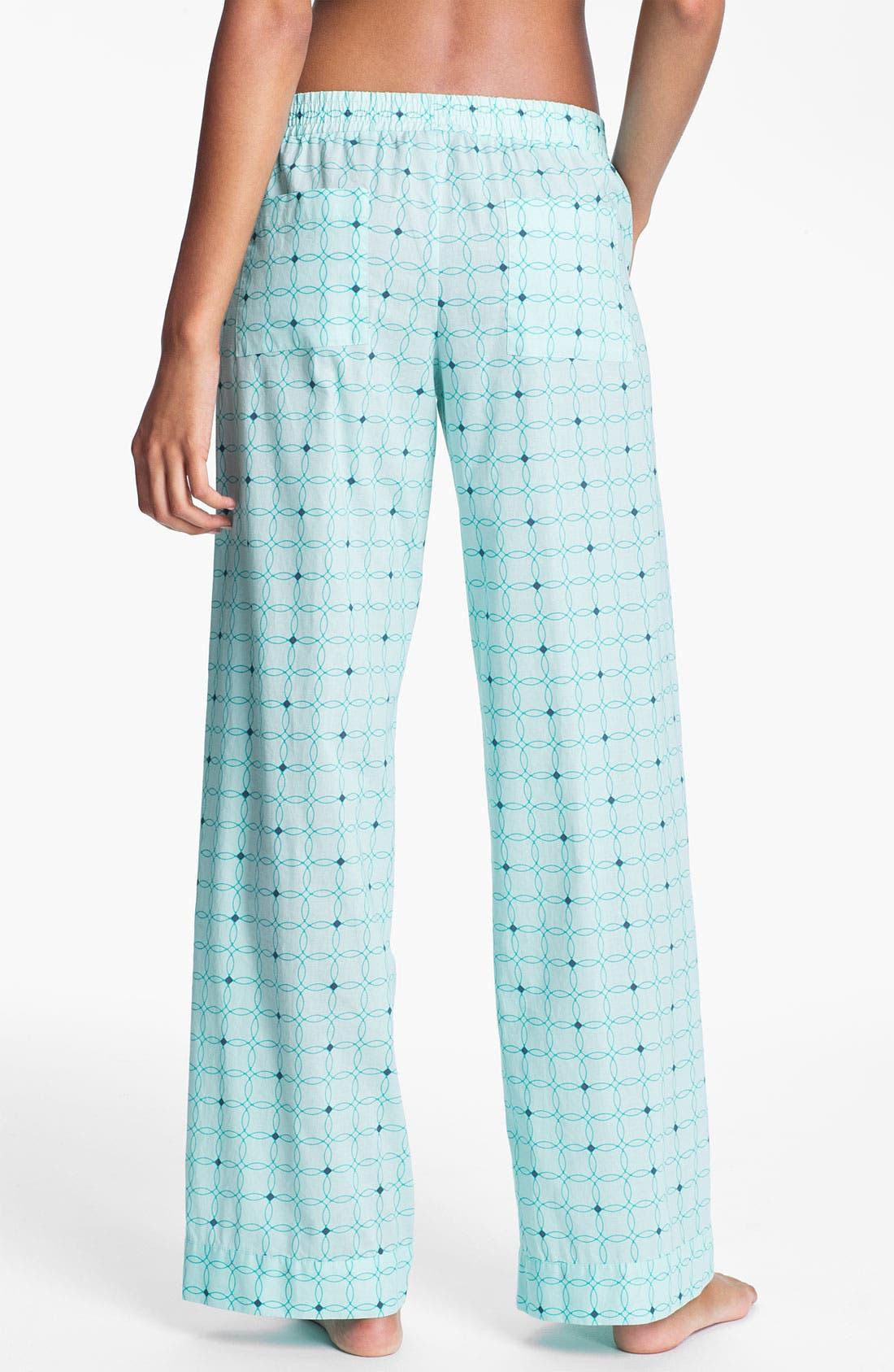 Alternate Image 2  - Shimera Print Pajama Pants