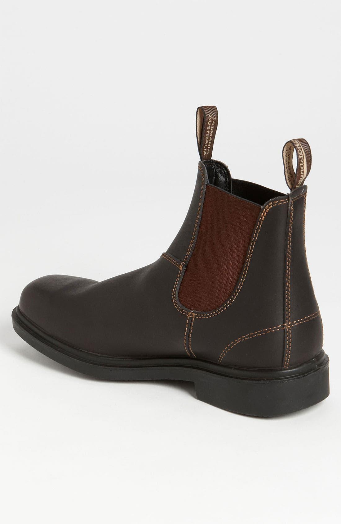 Footwear Chelsea Boot,                             Alternate thumbnail 2, color,                             Stout Brown