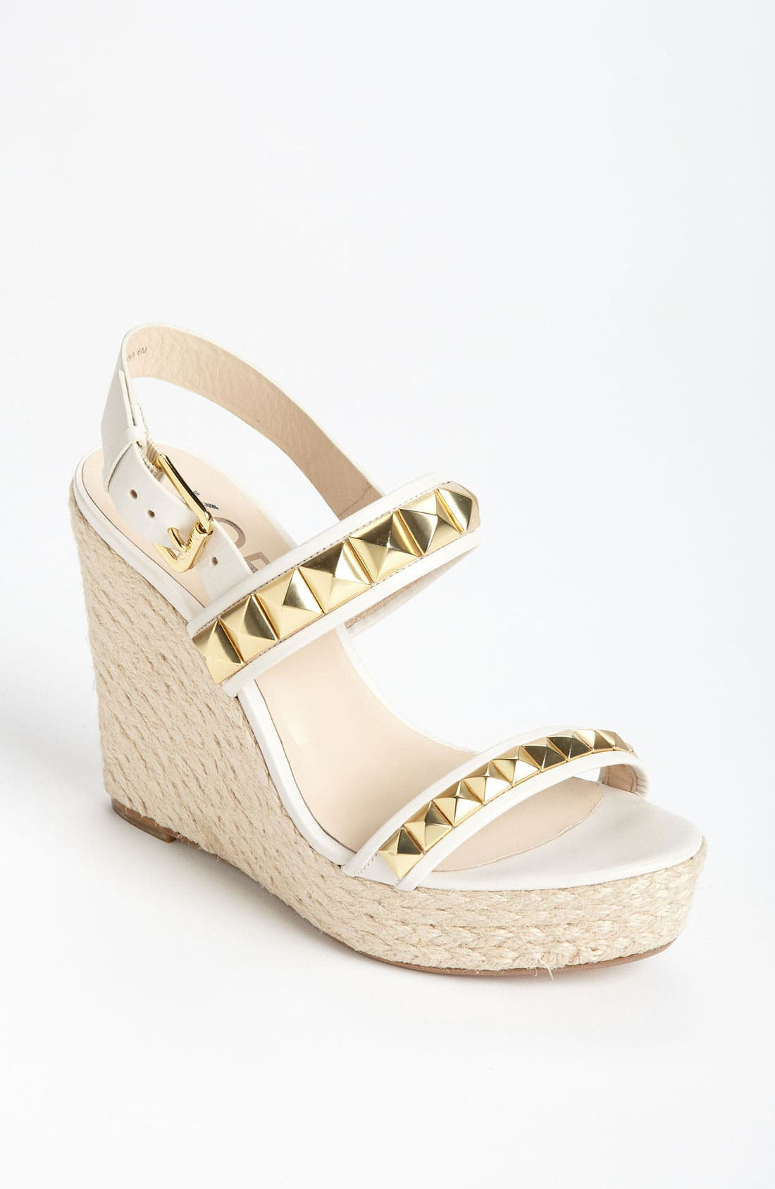 Alternate Image 1 Selected - KORS Michael Kors 'Corban' Wedge Sandal
