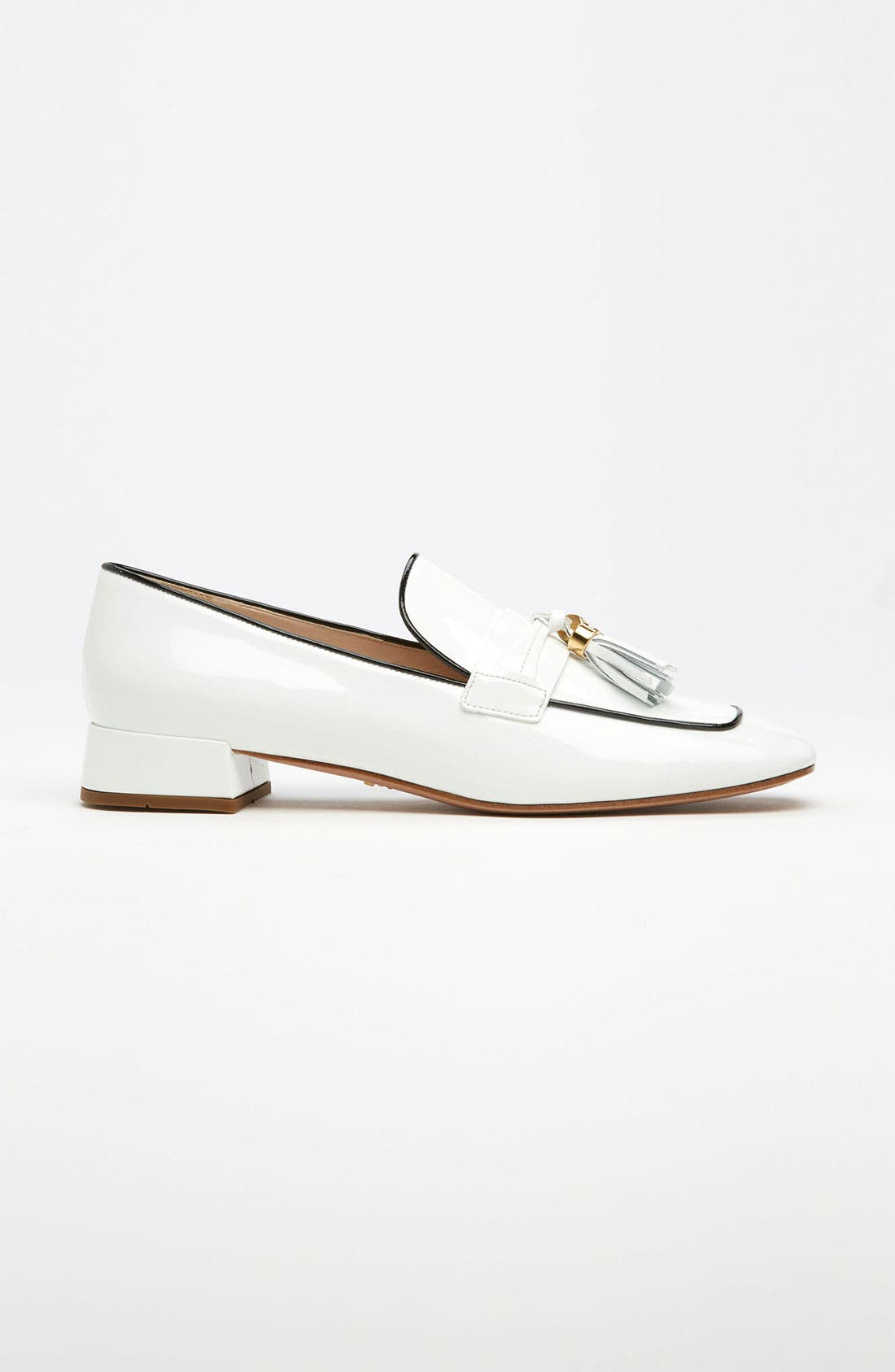 Alternate Image 4  - Prada Tassel Loafer