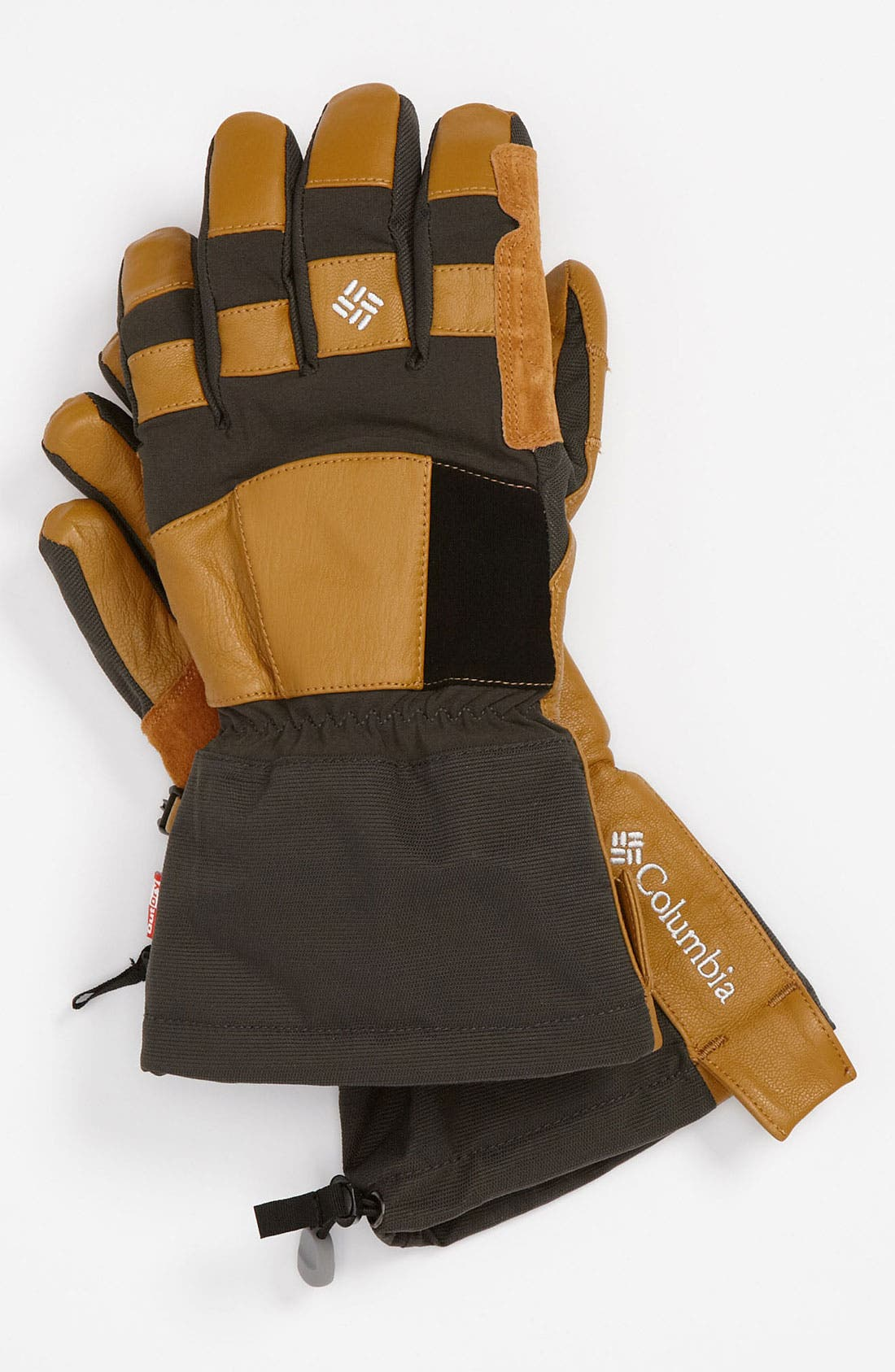 Alternate Image 1 Selected - Columbia 'Mountain Monster' Omni-Heat® Waterproof Gloves