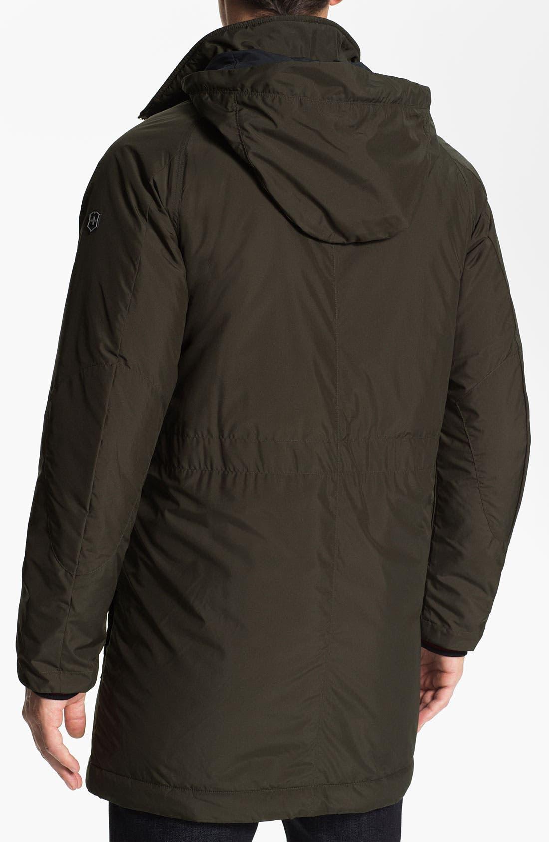 Alternate Image 2  - Victorinox Swiss Army® 'Brompton' Coat (Online Exclusive)