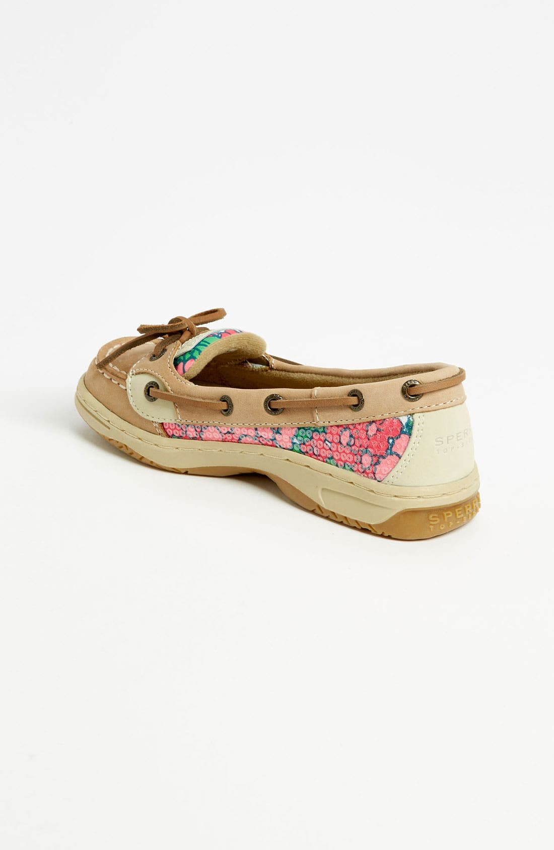 Alternate Image 2  - Sperry Top-Sider® 'Angelfish' Boat Shoe (Little Kid & Big Kid)