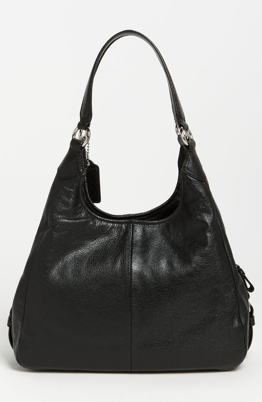 Alternate Image 4  - COACH 'Madison - Maggie' Leather Hobo
