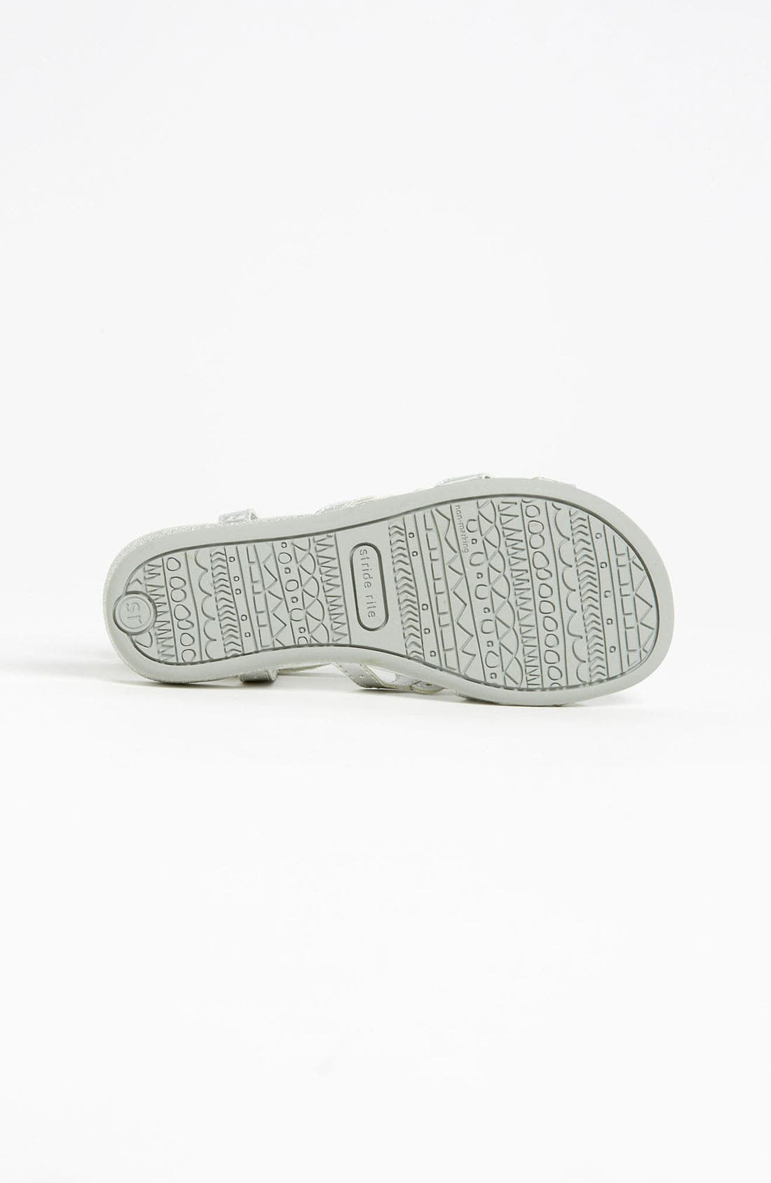 Alternate Image 4  - Stride Rite 'Disney - Crown' Sandal (Toddler)