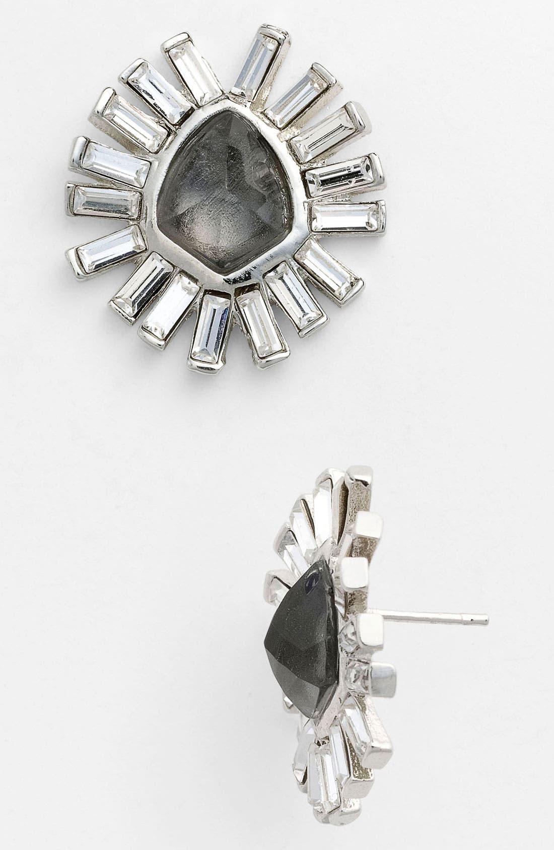Alternate Image 1 Selected - Alexis Bittar 'Miss Havisham - Bel Air' Starburst Stud Earrings