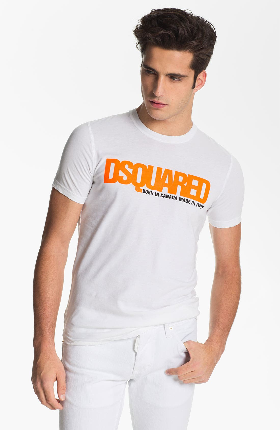 Main Image - Dsquared2 Logo Print T-Shirt
