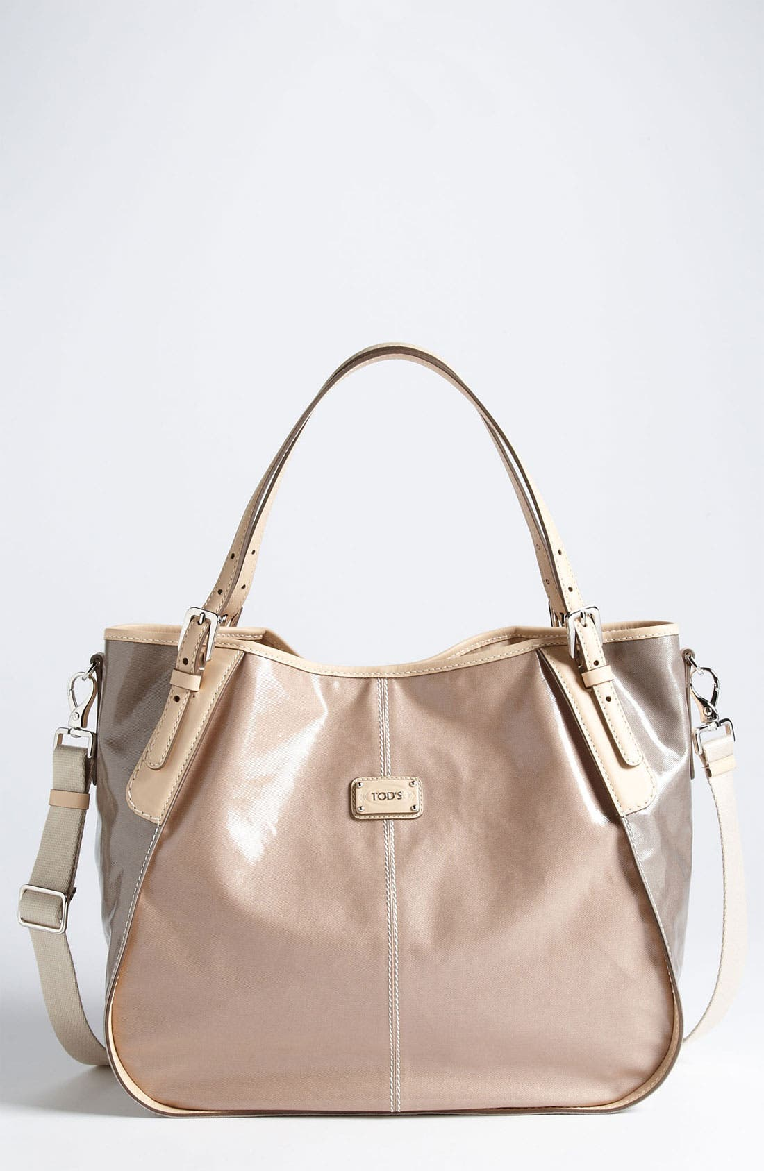Alternate Image 1 Selected - Tod's 'New G' Shoulder Bag