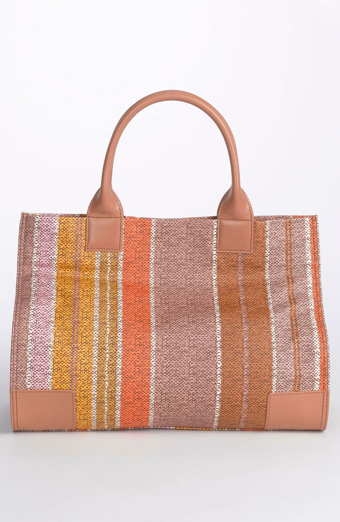 Alternate Image 4  - Tory Burch Print Tote