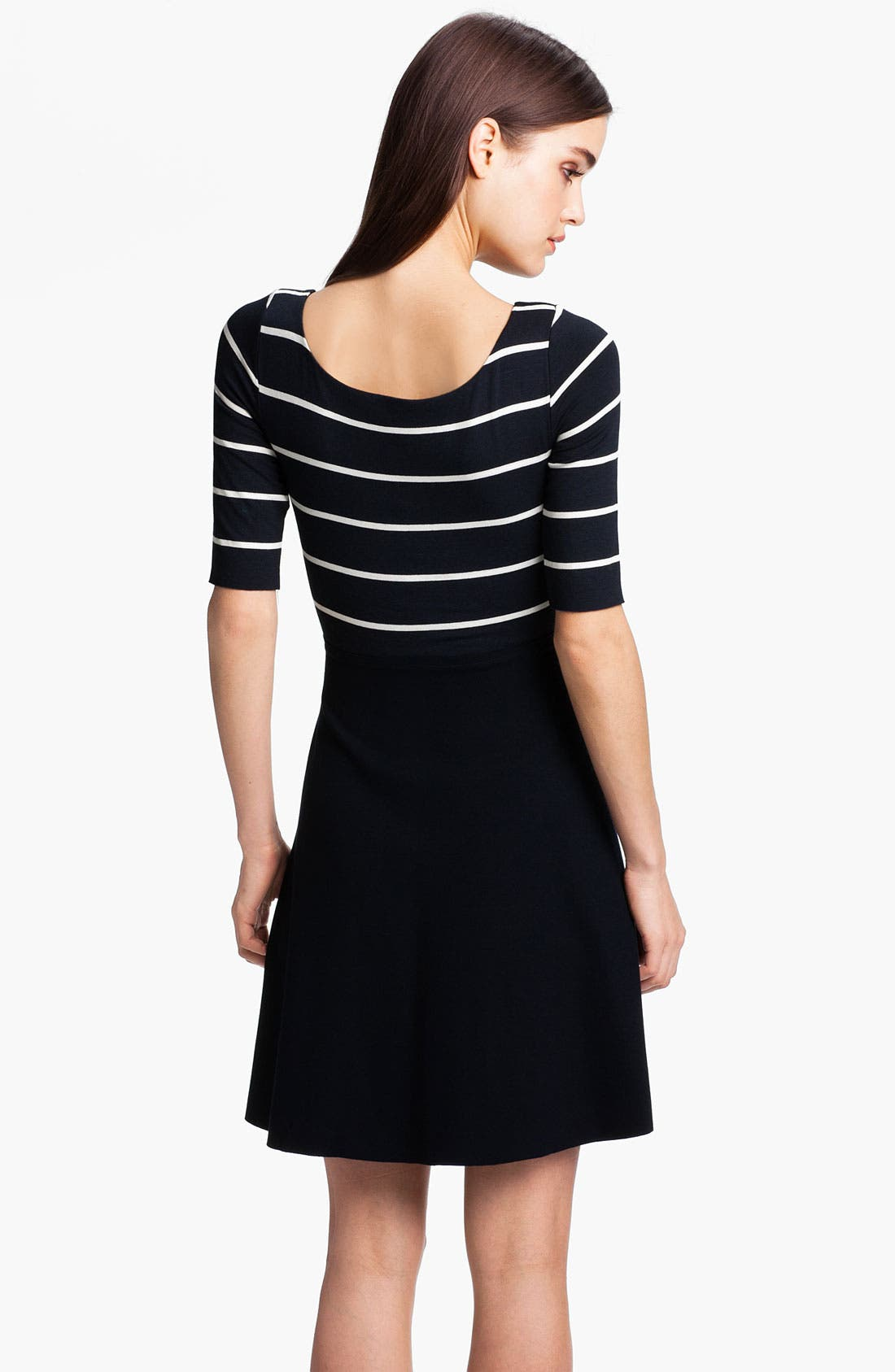 Alternate Image 2  - B44 Dressed by Bailey 44 'Fencing' Stripe Bodice Fit & Flare Dress