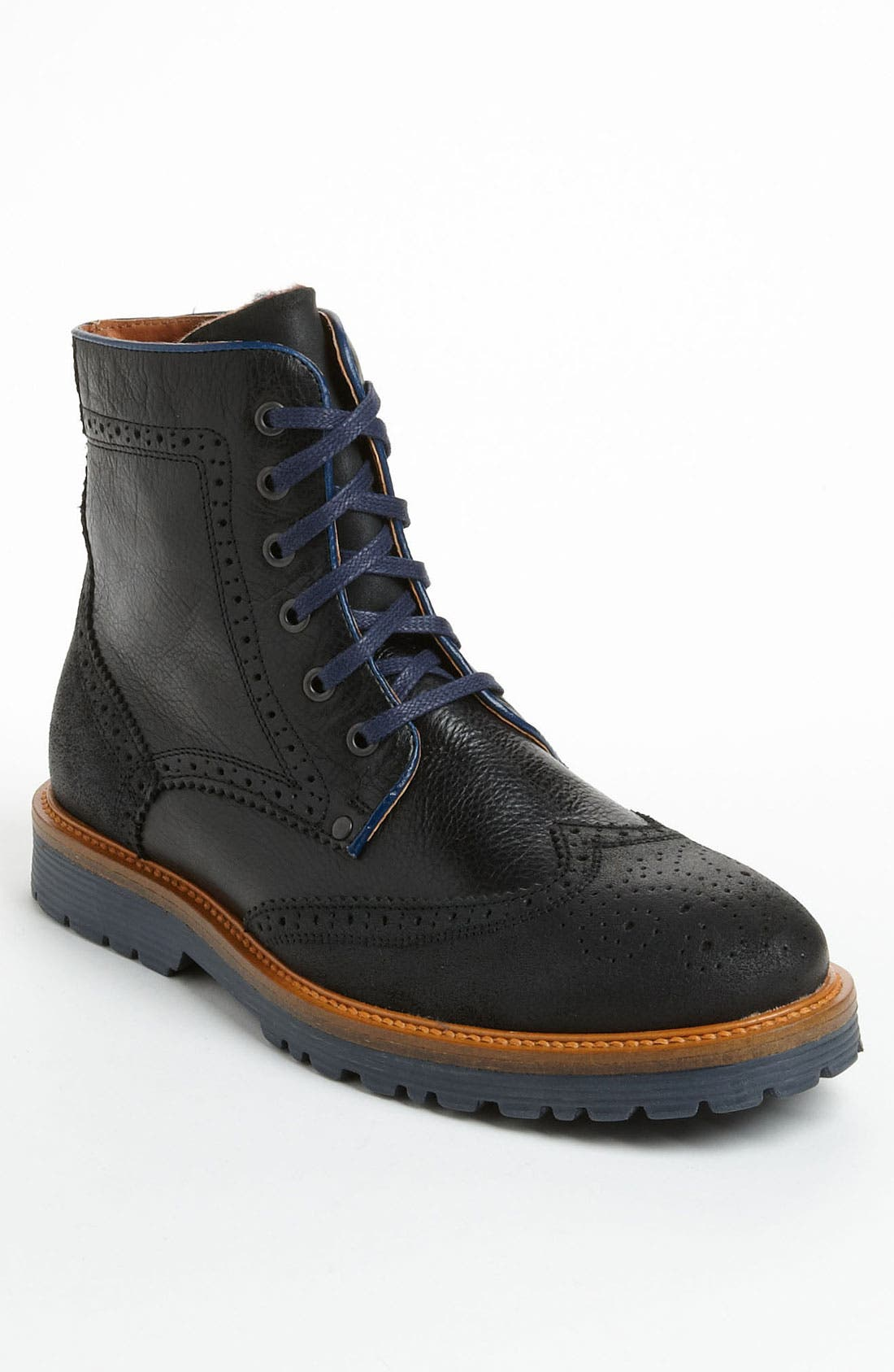 Alternate Image 1 Selected - Kenneth Cole Reaction 'N Great De-Taille' Wingtip Boot