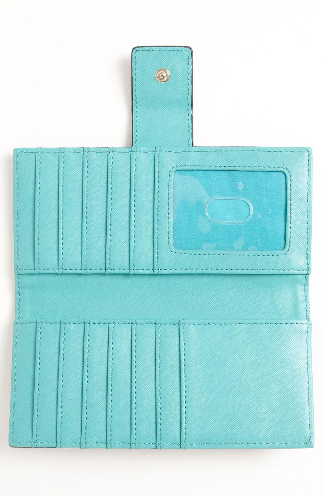 Alternate Image 3  - Tory Burch 'Robinson' Fold Wallet