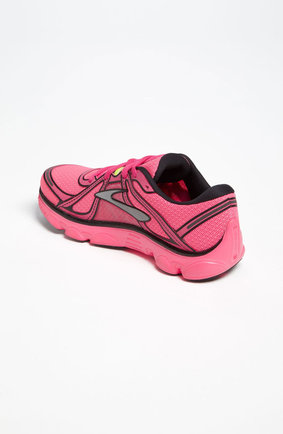 Alternate Image 2  - Brooks 'Pureflow' Athletic Shoe (Toddler, Little Kid & Big Kid)