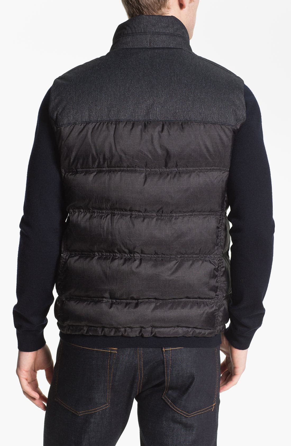 Alternate Image 2  - BOSS Black 'Darnom' Quilted Down Vest