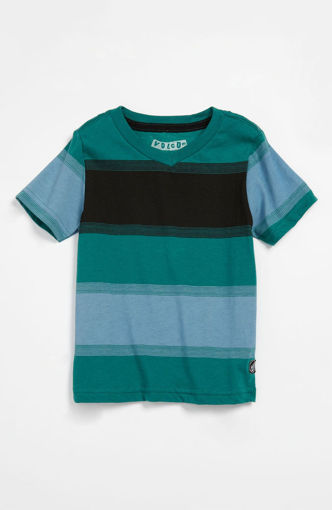 Alternate Image 1 Selected - Volcom 'Railway' T-Shirt (Toddler)