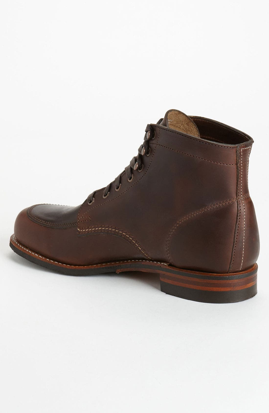 Alternate Image 2  - Wolverine '1000 Mile - Courtland' Moc Toe Boot
