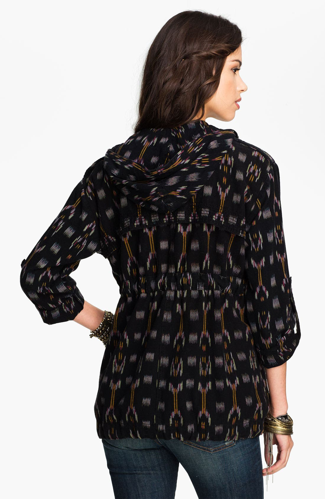 Alternate Image 2  - Free People Ikat Utility Jacket
