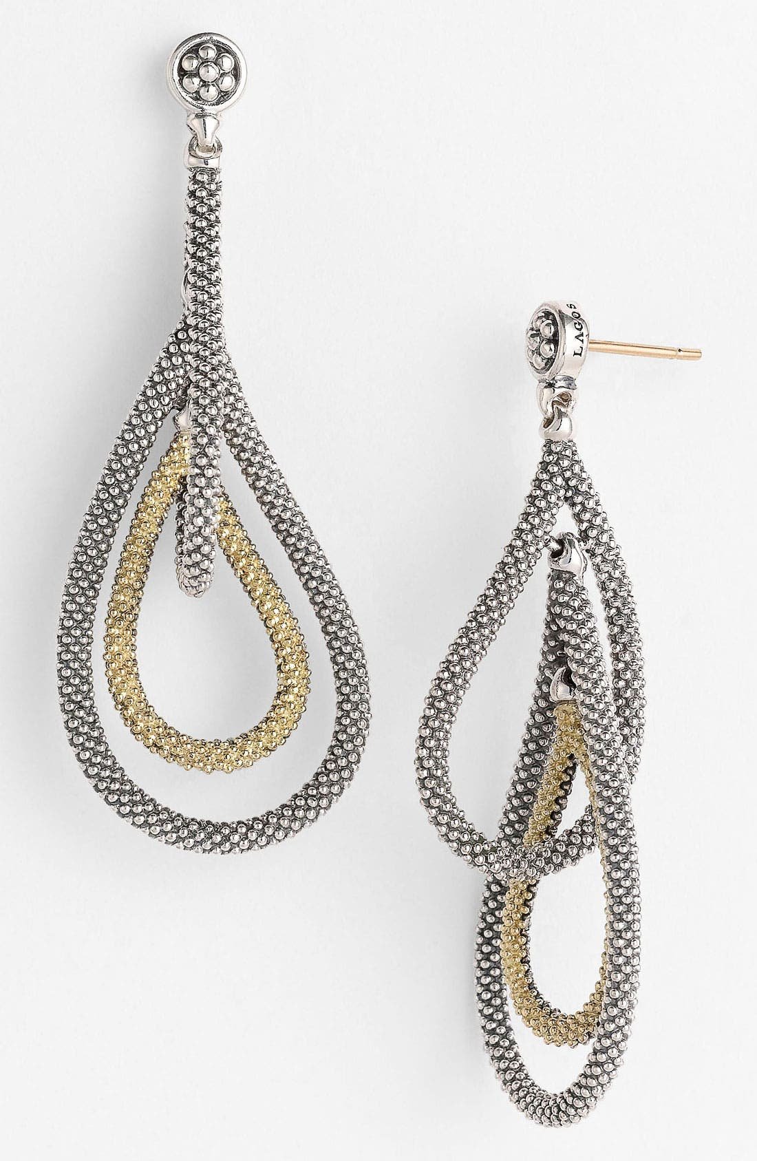 Alternate Image 1 Selected - Lagos 'Soirée' Teardrop Earrings (Online Only)