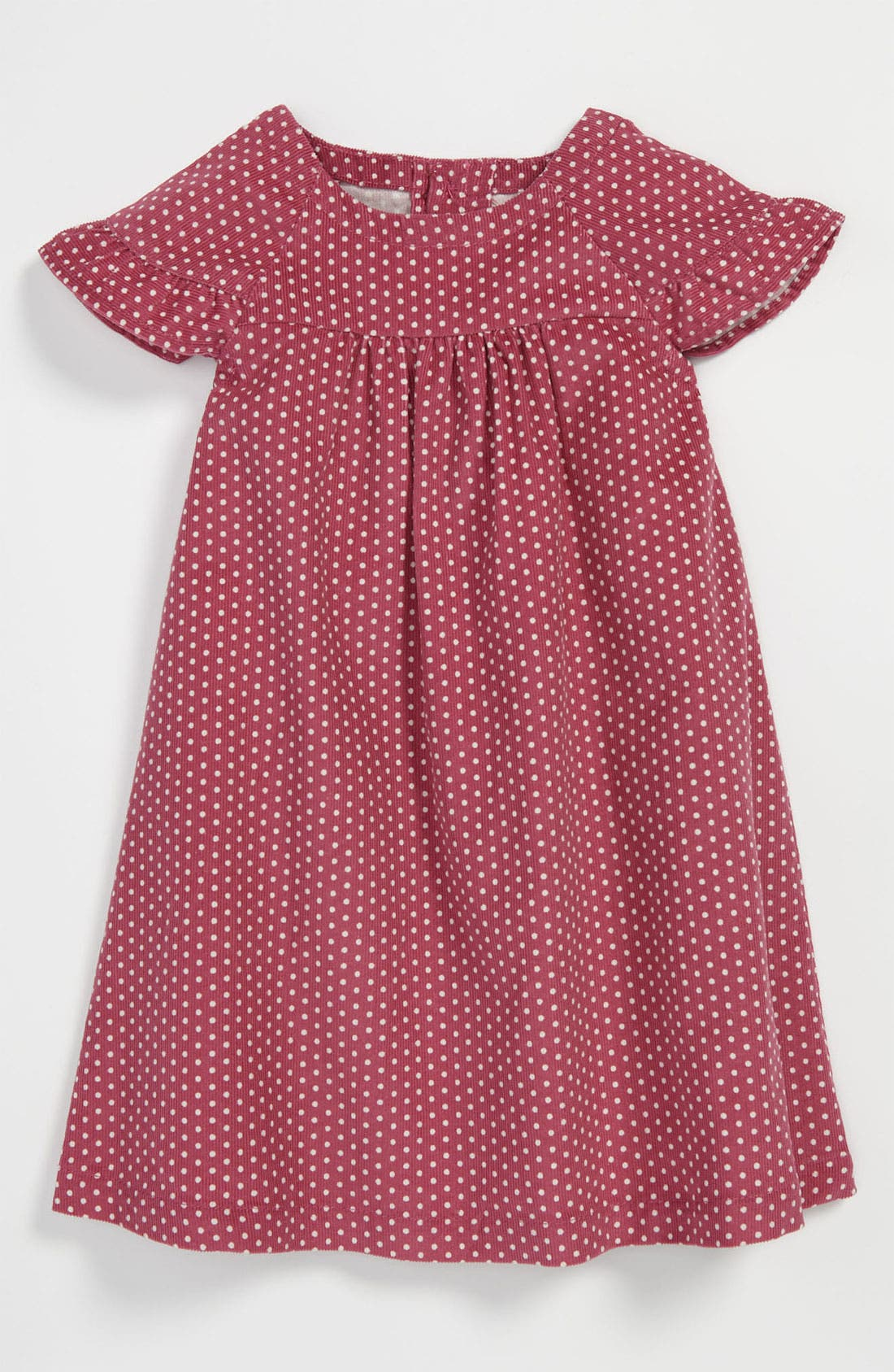 Main Image - Nordstrom Baby Corduroy Dress (Infant)